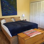 Guest Suite with queen bed