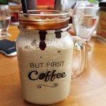 Mint Chocolate Frozen Cappuccino