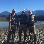Last day fishing the Squamish River