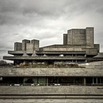 National Theatre from Waterloo Bridge