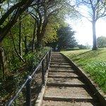 Beautiful Path walkway.