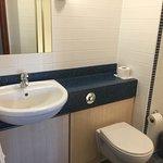 Wash Basin and toilet