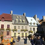Historical town square!