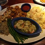 Endless shrimp 🍤! It was amazing!