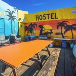 Foto de ITH Beach Bungalow Surf Hostel