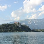 Very close by - Lake Bled