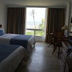 Room with a beach view