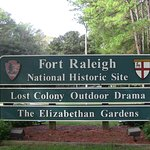 Fort Raleigh National Historic Site Foto