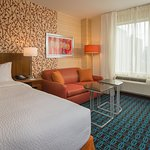 King Room With Sofabed at Fairfield Inn & Suites by Marriott New York Manhattan/Downtown East