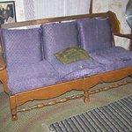 Couch, sofa, divan