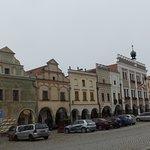 Historic Centre of Telc Foto