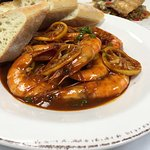 New Orleans style bbq shrimp!