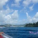 beautiful boat ride