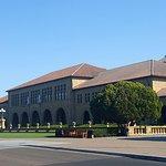 Stanford University Quad Entrance