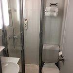 Compliqué pour les toilettes ^^