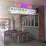 Thai Wirat Restaurant for great cheap tasty eats.