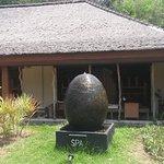 Photo de Hotel Vila Ombak