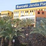 Foto de Barcelo Jandía Playa