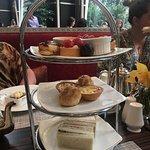 High Afternoon Tea eats,