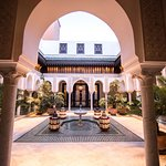 mindythelion - la mamounia - marrakech - morocco - luxury resort reviews & content creation