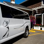 Complimentary shuttle for our guests!  Transportation to all Bandon's golf courses. We will even