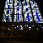 Cathedral de Saint-Jean-Baptiste, flamboyant chapel stone carving
