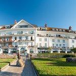 Foto de St. Brelades Bay Hotel