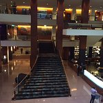 Grand Lobby Staircase - Per Modern to the right