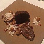 The White Barn Inn Restaurant Foto