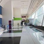 Abu Dhabi National Exhibition Center Foto