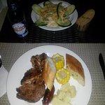 BBQ am Freitag