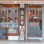 Foto de Camondas Schokoladen an der Frauenkirche