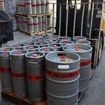 Lots of beer!