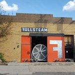 The street view of Fullsteam.