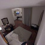 Room 405, standard garden view