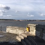 Pics of beach from South Shields pier