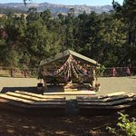 The Amphitheater where we had our ceremony.