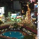 New World Saigon Hotel Pool from the Club Room