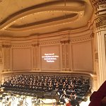 Foto di Carnegie Hall