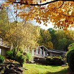Fall Foliage at Fontana Village