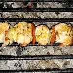 BBQ Jumbo Shrimp