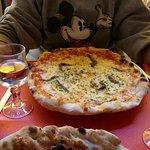 Pizza aux anchoix