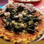 Pizza del Pescatore