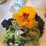Slivered Brussels sprout side