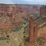 Spyder Rock - Canyon de Chelly