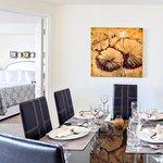 Globe Quarters Miami Apartments - Living served