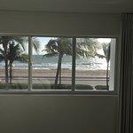 Habitación con vista al mar, espectacular!!!