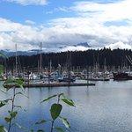 Icy Strait Point fishing village