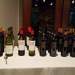 Monthly wine dinner
