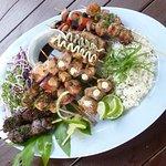 Yummy Yakitori Skewer platters